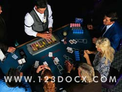 Betting Table Photo Image