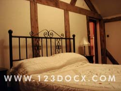 English Country Bedroom Photo Image