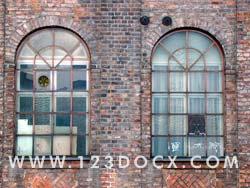 Abandoned Windows Photo Image