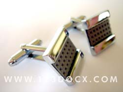 Gentlemens Cufflinks Photo Image
