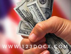 Fist Full of Dollars Photo Image