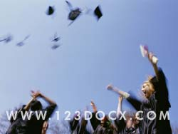 Graduation Day Photo Image