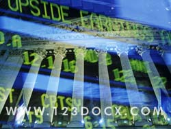 New York Stock Exchange Photo Image