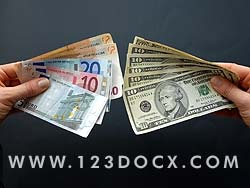 Currency Exchange Photo Image