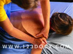 Massage Photo Image