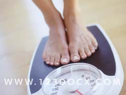 Diet Weight Scales Photo Image