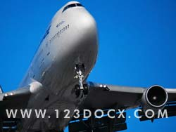 Boeing 747 Airline Photo Image