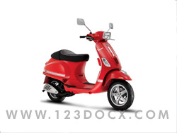 Scooter Photo Image