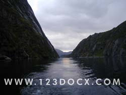 Norwegian Fjord 1 Photo Image