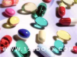 Pills & Medication Photo Image