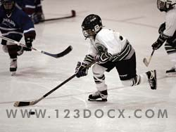 Ice Hockey Photo Image