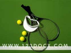 Tennis Photo Image