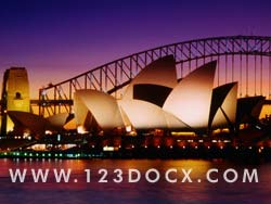 Sydney Opera House Photo Image