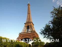 Eiffel Tower Photo Image