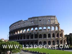The Colosseum Rome Photo Image