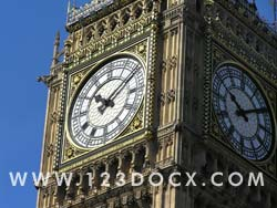 Big Ben London Photo Image