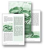 The wedding rings microsoft word template shows the wedding rings of the bride and groom together with the  marriage register. The wedding rings word template is ideal for any wedding, bride, groom, wedding celebration, married couple, marraige document or wedding publication.